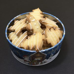 """alt=""""traditionnels sablés de Noël """""""